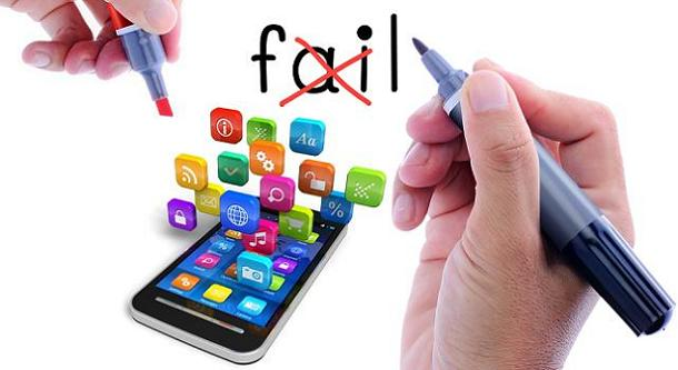 How To Avoid Mobile App Failure?
