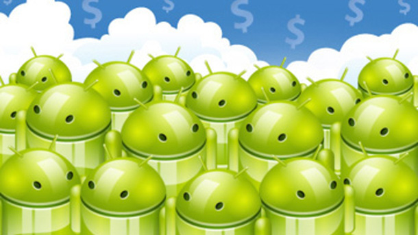 Saleable Android App
