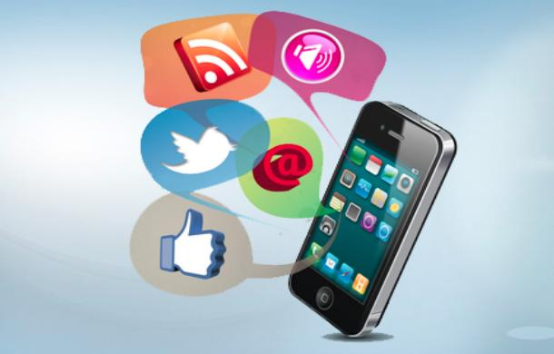 Mobile App Social Media Marketing