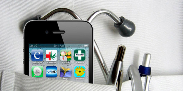 Smartphones in healthcare: an introduction
