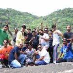 Falling into the cloud's lap and tasting the nature's beauty, 360 Degree Technosoft Family roars at Mount Abu
