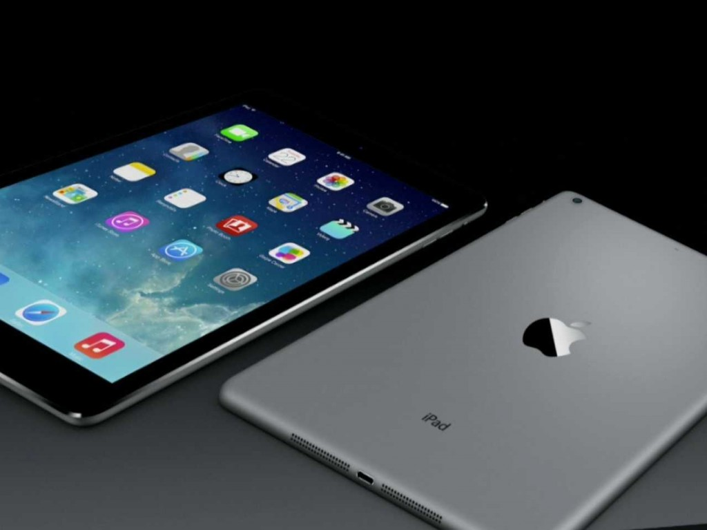 apple ipad feature