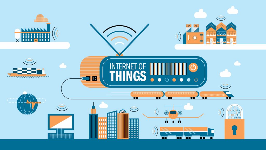 Mobile App Development for IOT