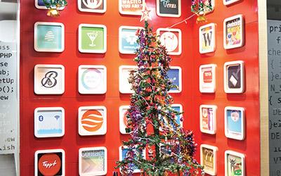 Tis the Season, Christmas is the Reason – Christmas Party at 360 Degree Technosoft