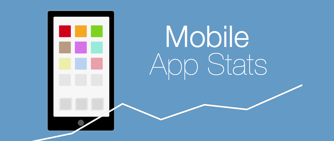 statistics of mobile apps