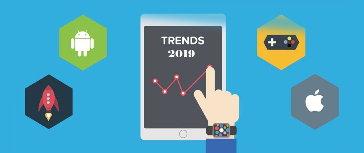 Mobile App Development Trends To Watch Out For in 2019 - 360