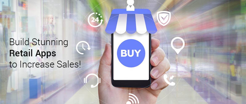 Retail App Development Services
