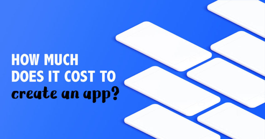 How Much Does It Cost To Develop A Mobile Application ?