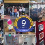 company celebration