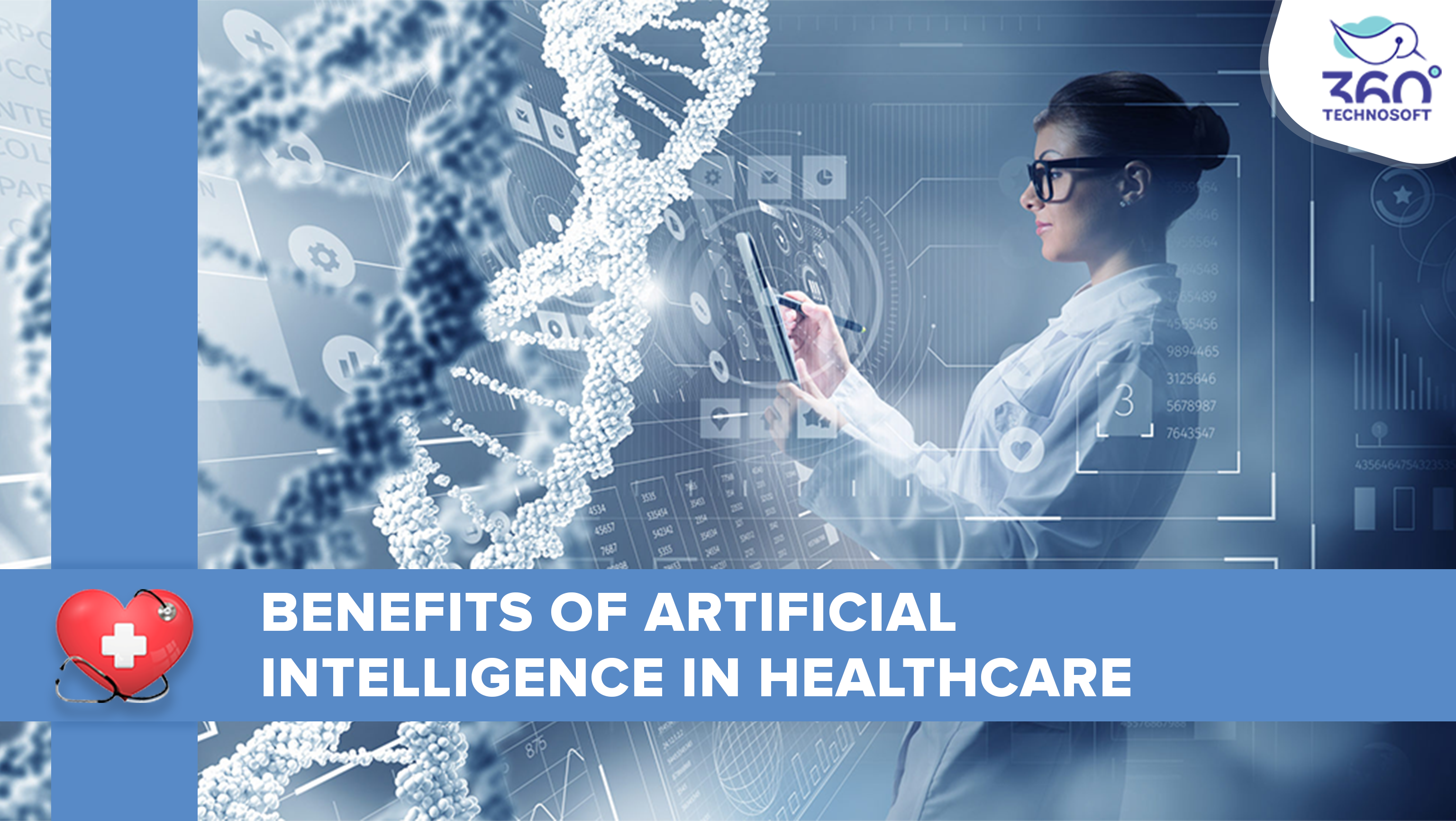 How AI is Beneficial in the Healthcare Industry?