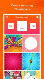 Get Vast Number of Backgrounds on Thumbnail Maker - 360 Degree