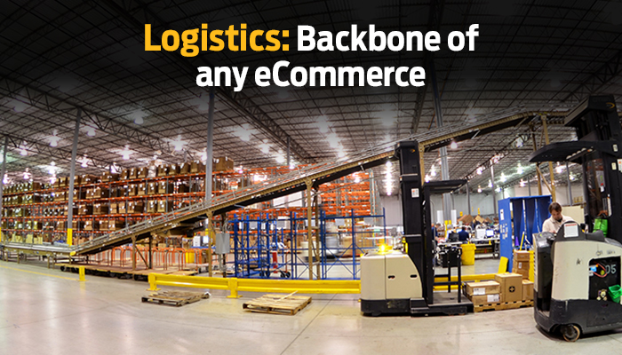 logisitcs as backbone of ecommerce