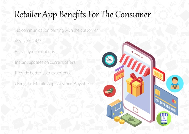 Why Is Retail App Development Booming Very Fast?